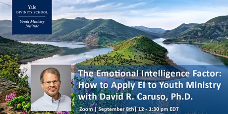 The Emotional Intelligence Factor: How to Apply EI to Youth Ministry tickets