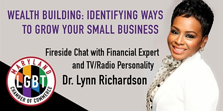 Wealth Building — Identifying Ways to Grow Your Small Business tickets