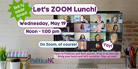 Let's Zoom Lunch! tickets