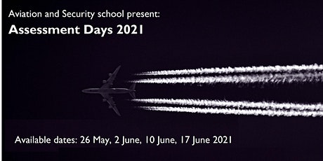Aviation Assessment Day 1 tickets