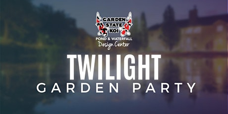 Twilight Garden Party tickets
