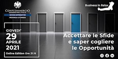 Business in Relax Online Edition biglietti