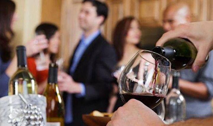 Wine Tasting Social image