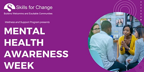 Reducing the Stigma: Accessing Mental Health Supports for Newcomer Youth tickets