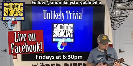 Virtual Unlikely Trivia tickets