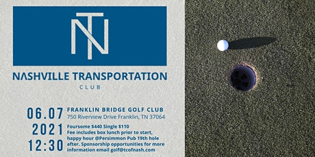 "Nashville Transportation Club Inaugural ""Scramble at the Bridge"" tickets"