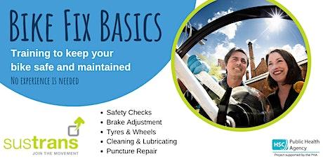Bike Fix Basics tickets