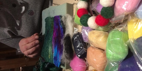 Needle Felted Picture Workshop tickets