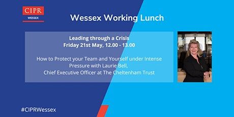 CIPR Wessex Working Lunch  - Crisis Comms tickets