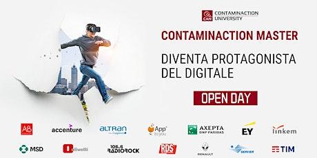Open Day e Contest ContaminAction University biglietti