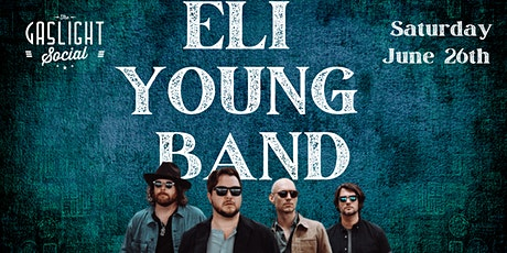 Eli Young Band @ Gaslight Social tickets
