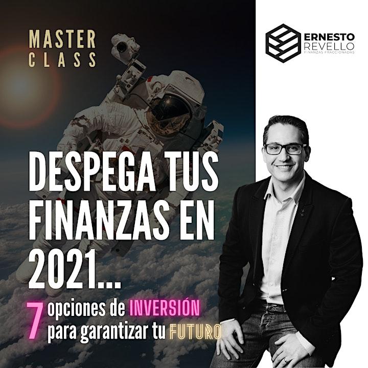 Imagen de Masterclass | Despega tus Finanzas: Las 7 Mejores Opciones de Inversión