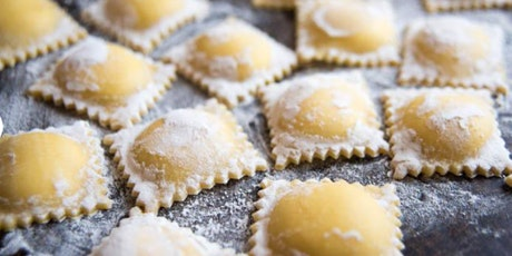 In-Person Class: Handmade Ravioli in a Tuscan Herb Infused Broth aka Brodo tickets