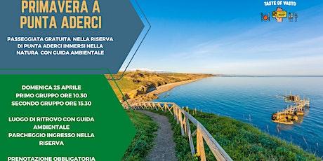 Primavera a Punta Aderci biglietti