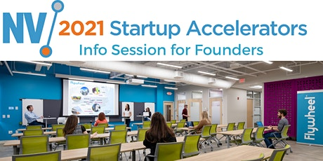 New Ventures - Info Session for Founders - Upstate SC Region tickets