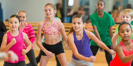 Move with Zumba : Let's Get Active Youth Zumba & Fitness Program tickets