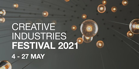 The Creative Industries Festival 2021: 'Crip Humour' with Aaron Williamson ingressos