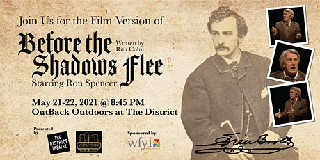 """Before the Shadows Flee"" Outdoor Film Screening, Starring Ron Spencer tickets"