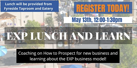 Get Coached Up and learn New Real Estate Model with eXp LLC tickets