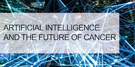 Artificial Intelligence and the future of Cancer biglietti