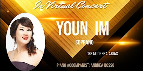 The New World Opera Stars in Virtual Concerts/ Youn Im tickets