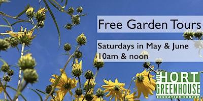 Free Garden Tours