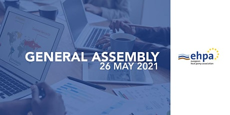 EHPA General Assembly 2021 tickets