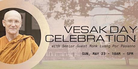 Vesak Celebration Day tickets