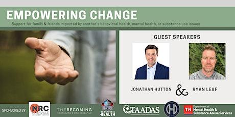 Empowering Change tickets