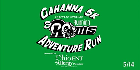 Gahanna Running Rams  5k or Adventure Run 2021 - Presented by Ohio ENT! tickets