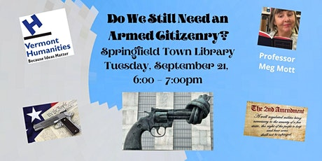 Do We Still Need an Armed Citizenry? tickets