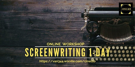 Workshop: Screenwriting One Day tickets