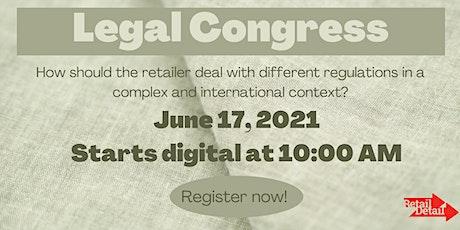 RetailDetail Legal Congress 2021 tickets