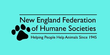 NEFHS Regional Animal Welfare Call Series tickets
