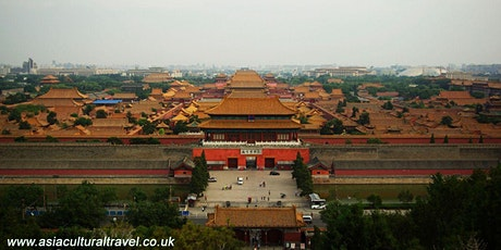 Explore Chinese History Through Its Most Iconic Landmarks (Sat) tickets