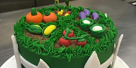 Garden Cake Workshop tickets