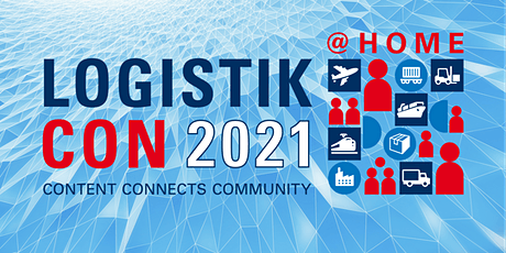 LogistikCon 2021 - Content connects community @home tickets
