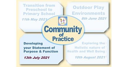 Community of Practice - Developing your Statement of Purpose and Function tickets