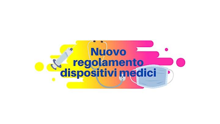 Immagine WEBINAR GRATUITO - MODIFICHE DEL NUOVO REGOLAMENTO DEI DISPOSITIVI MEDICI