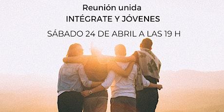 Reunión  CCM Joves e Intégrate +30 entradas