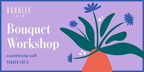 Bouquet Workshop tickets
