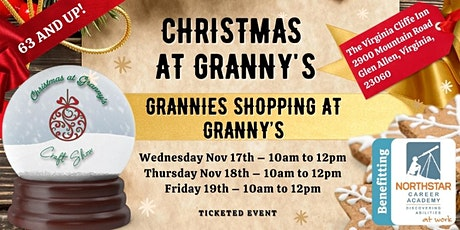 Grannies Shopping at Granny's (63 and Up) tickets