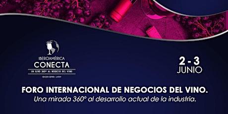 Iberoamérica Conecta entradas