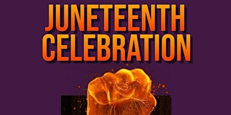 JUNETEENTH CELEBRATION POP UP! tickets