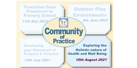 Community of Practice Exploring the Holistic nature of Health & Well Being tickets