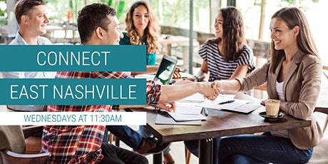 Connect East Nashville tickets