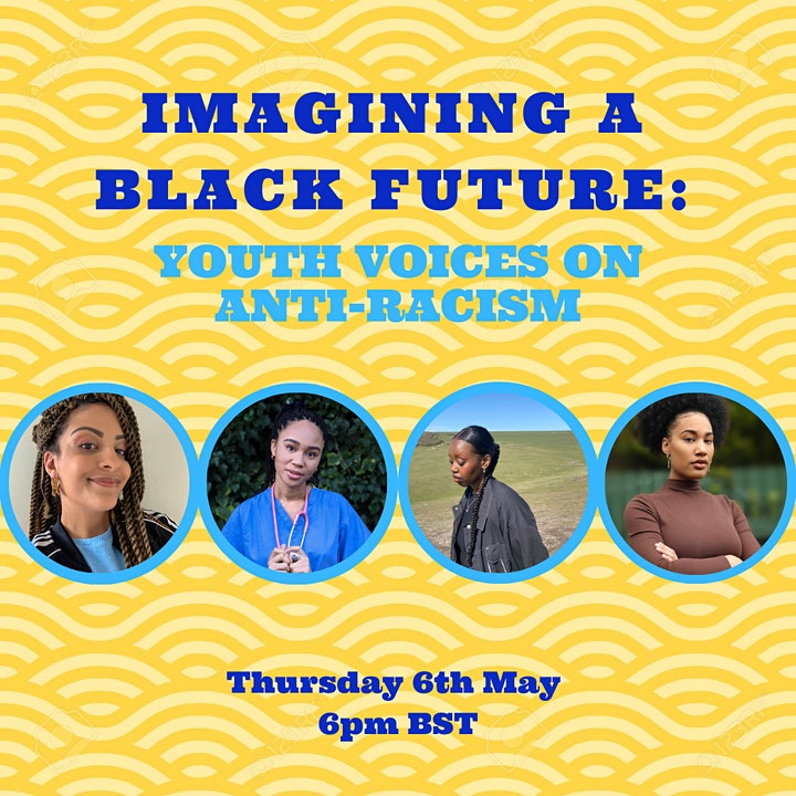 Imagining a Black Future: Youth voices on anti-racism image