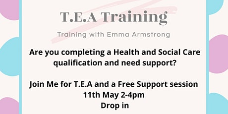 Free Care Qualification Support Group tickets