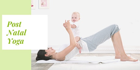 Post Natal Yoga Tickets