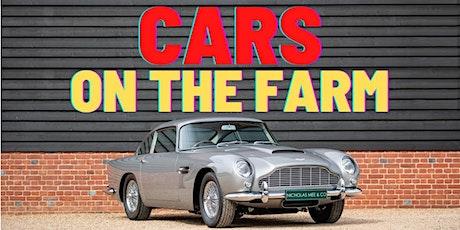 Cars on the Farm tickets